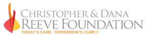 Christopher & Dana Reeve Foundation logo art